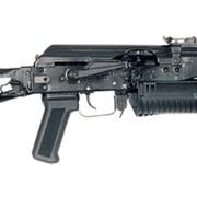 Пистолет-пулемет БИЗОН фото