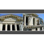 Декорирование фасадов фото