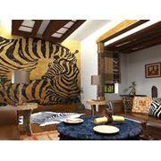Дизайн жилых домов в африканском стиле фото