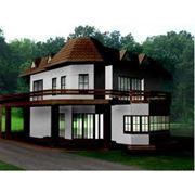 Дизайн жилых домов коттеджей в английском стиле фото