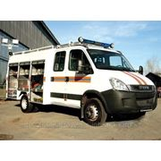 Аварийно-спасательный автомобиль IVECO АСМ-7 (65С15DH) 039 ПВ фото