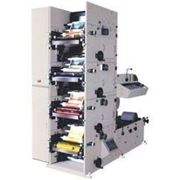 4-х красочная Флексографская печатная машина ATLAS-450 фото