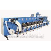 6-ти красочная Флексографская печатная машина FLEXOLINE-450 фото