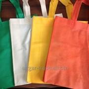 Эко-сумки из спандбонда фото