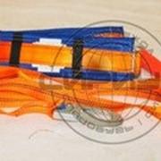 Удерживающая система УС-1аА безлямочная с амортизатором строп-лента фото