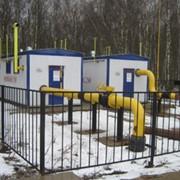 Газоснабжение, газорегуляторный пункт блочный фото