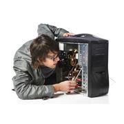 Установка и настройка компьютеров Установка и восстановление ПО (Windows 7XPVistaServer 20032008). - Установка антивирусов («Kasperskу» «Dr.Web» «Nod 32» «Norton». - Настройка интернетWi-Fi. - Заправка картриджей. фото