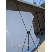 Стенд X-баннер 80х180см (без печати) фото
