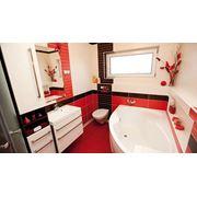 Комплексный ремонт и отделка ванной комнаты «под ключ»! фото