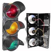 Светофор ABS пластик фото