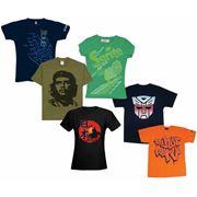 Печать на футболках в Алматы фото