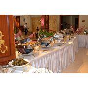 Шведский стол китайская кухня фото