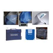 Нанесение логотипа на сумки и зонты