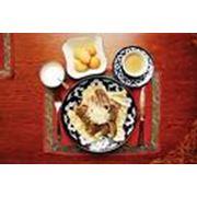 Горячие обедыказахская кухня фото