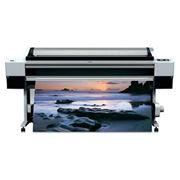 Полноцветная печать на баннере фото