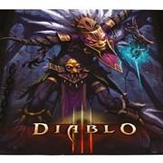 Коврик для мыши профессиональный игровой QcK Diablo III Witch Doctor Edition, размер 320 х 270 мм, SteelSeries фото