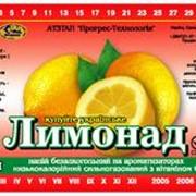 Лимонад фото