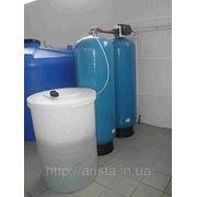 Установка умягчения воды непрерывного действия, производительностью 12,0м3/час, тип ФИО-Д 2472 фото