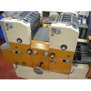 RYOBI 3302H 1999г. 2-х красочная офсетная печатная машина фото
