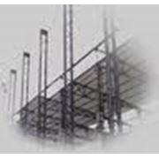 Поставка металлоконструкций на строительную площадку Доставка стройматериалов. фото