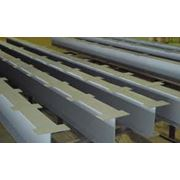 Изготовление стальных металлоконструкций фото