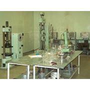 Услуги строительной лаборатории(неразрушающий контроль бетонных и железобетонных изделий и конструкций) фото