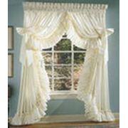 Индивидуальный пошив штор гардин ламбрекено фото