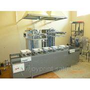 Конвейерный станок для печати на шарах КОН - 02 фото