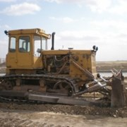 Гусеничный бульдозерТ-170Б (болотоход) фото