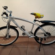 Велосипеды BMW на спицах фото