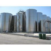 Монтаж стальных резервуаров и емкостей работающих под давлением фото