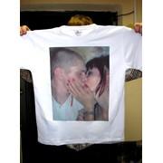 Фото на футболках фото
