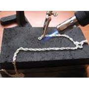 Ремонт серебряных и посеребренных изделий фото