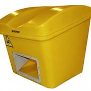 Ящик для песка 0.3 куб.м. с дозатором фото