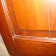 Шпонированный дверной погонаж фото