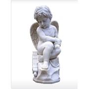 Образец надгробной скульптуры фото