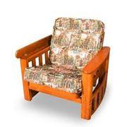 Кресло 2567 Темный дуб фото