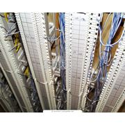 Монтаж низковольтных кабельных сетей в Алматы фото