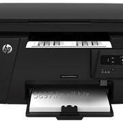 МФУ HP CZ172A LaserJet Pro MFP M125a Printer (A4) Printer/Scanner/Copier фото