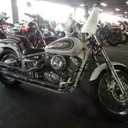 Мотоцикл чоппер No. K5515 Yamaha DRAGSTAR 400 фото