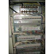 Сборка и установка электрощитов фото