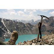 Путешествия в горах Тянь-Шаня фото