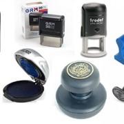 Изготовление печатей, manufacture of stampes фото