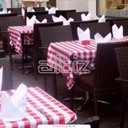 Текстиль для ресторанов фото