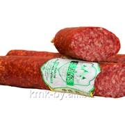 Колбаса сыровяленая Купеческая-престиж, первый сорт фото