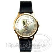 Часы с гербом Украины фото
