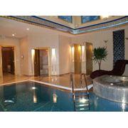 Сауна в гостинице Сауны «Emir» фото