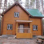 Дома из клееного бруса в Липецке фото