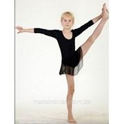 Трико гимнастическое Т1322 фото