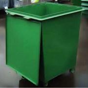 Мусорные контейнеры 0,75 м3 фото